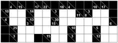 Number Logic Puzzles: 22176 - Kakuro size 2