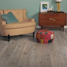 Gray Plank Flooring From Costco Harmonics Silverleaf Oak Laminate 22 08 Sq Ft Per Box