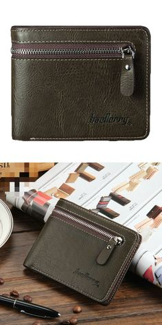 top 10 nubuck leather men purse short style with coins ideas