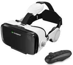 Cool Gifts For Teenage Boys ELEGIANT 3D Virtual Reality Headset