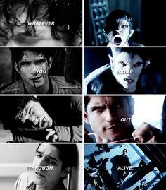Teen Wolf - Scott