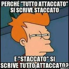 I misteri della vita! Melanie Martinez, Funny Images, Funny Photos, Italian Memes, Serious Quotes, Me Too Meme, Funny Pins, Tutorial, Funny Moments