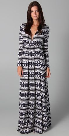 Rachel Pally caftan dress.  Great length!