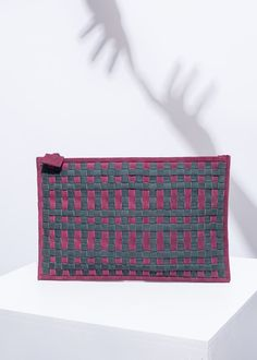 Louise Clutch Burgundy & Peacock Ethical Fashion, Peacock, Burgundy, Bags, Accessories, Ethical Clothing, Peacock Bird, Purses, Sustainable Fashion
