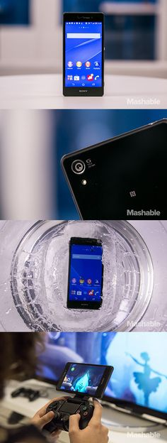 Meet the Verizon exclusive Sony Xperia Z3v. This new smartphone is not only waterproof with great battery life, but it is also PlayStation 4 connected with Remote Play.