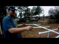 How to Build: Ham Radio 2 Meter Quarter Wave Antenna - YouTube