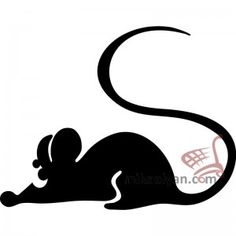 PVC stickers decorations>Stickers for Plugs & Switch Buttons>A little mouse for sale from 3.90 #wall #art #stickers #decal