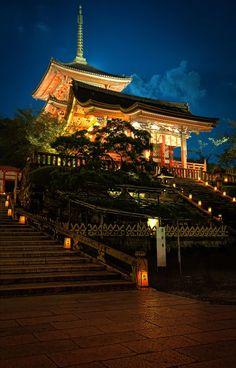 Kiyomizu-dera - Kyoto, Japan