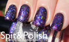 Spit & Polish: CrowsToes Cheshire