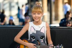 The amazingly talented 12-year-old Grace VanderWaal won America's Got Talent earlier this week thanks to her musical prowess (not to mention...