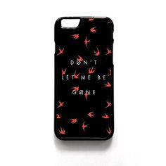 Twenty One Pilots Don't Let Me Be Gone 21 For Iphone 4/4S Iphone 5/5S/5C Iphone 6/6S/6S Plus/6 Plus Phone case ZG
