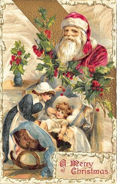 Santa Claus, A Merry Christmas
