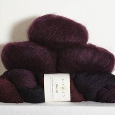 Rowan Lithosphere Shawl - Yarn & Pattern - Raven
