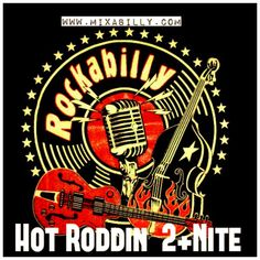 Ready to Rock with that sound that get's us all to boogie down from Neo Rockabilly Tunes to wilder Psychobilly and even some Hot Rockin' Blues that will have you swaying like never before all this and more on Hot Roddin' 2+Nite  Hot Roddin' 2+Nite is a weekly Psycho/Rockabilly show Hosted by The Sheep Dog Posted every Saturday by 5 pm EST @ http://www.mixabilly.com for more info visit the site