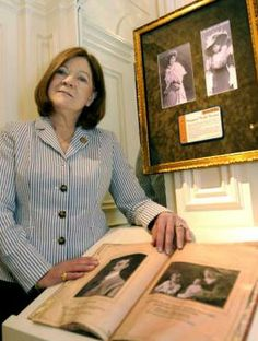 Image detail for -Helen Benziger whose great grandmother was Molly Brown will reveal ...