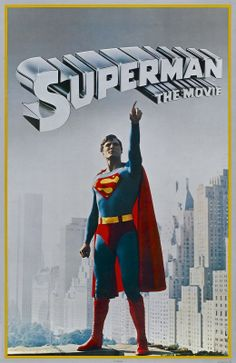 Superman: The Movie - I'm a lot harder to please when it comes to super hero movies but deep down my wife knows this is the only super hero flick she REALLY likes.
