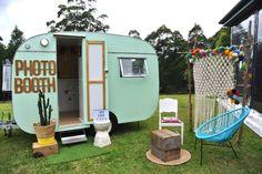 Mavis the vintage caravan photo booth!