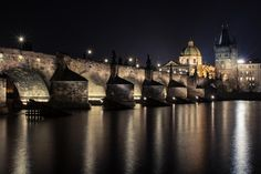 The Charles bridge by Yanny