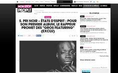 PHH dans Non Stop People.fr le 29 Mai 2016