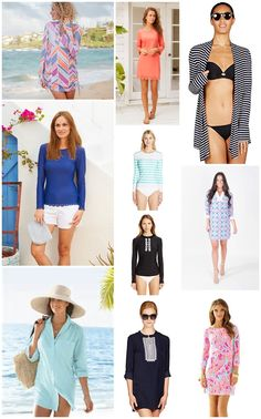 sarah tucker : UPF clothing roundup