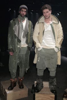 #LIVE Greg Lauren #Menswear Fall/Winter 2016/2017 #NewYork http://intrend.fashion/index.php/new-york-fashion-week/fall-winter-2016-2017-menswear-fashion-shows/7780-greg-lauren-menswear-fall-winter-2016-2017-new-york #nyfw #runway #fashionshow #nyfwm