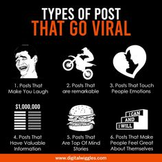 While creating a viral marketing campaign, remember that the content you create must be unique, interesting and should resonate with your target audience.