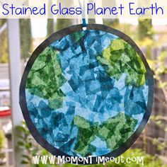 http://www.momontimeout.com/2012/04/stained-glass-planet-earth-earth-day/