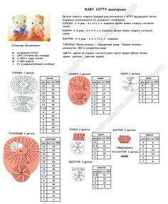 1000+ images about ami diagrams on Pinterest Amigurumi ...