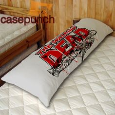 An1-daryl Dixon Mad Max Walking Dead Body Pillow Case