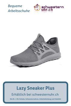 Dieser Plus-Sneaker bietet deinem Fuss mehr Platz und der Schuh kann bequem an- und ausgezogen werden. Optimierte Verarbeitung und verbessertes Gewebe. Schlupfschuh mit Schnürsenkel für einen optimalen Halt. In vielen Farben erhältlich. Jetzt online bei schwesternuhr.ch bestellen - Ohne Versandkosten! #schwesternuhrch #schwesternuhr #schwesternschuhe #sneaker #lazysneaker #lazysneakerplus #arbeitsschuhe Men Dress, Dress Shoes, Front Row, Cole Haan, Oxford Shoes, Louis Vuitton, Sneakers, Fashion, Comfortable Work Shoes