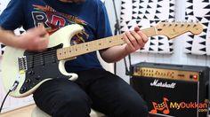 Ana Ekipmanlar;  Marshall JVM 205C Shure SM57 t.c.electronic Impact Twin  https://vimeo.com/125886611  https://soundcloud.com/mydukkan/fender-road-worn-player-amfi https://soundcloud.com/mydukkan/fender-road-worn-player-ham https://soundcloud.com/mydukkan/fender-road-worn-player-reamp  http://www.mydukkan.com/yardim.asp?id=120