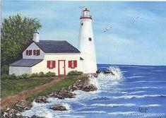 Great Lakes Lighthouses | Deniz Feneri Resimleri