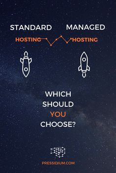 Want to know the difference between standard and managed wordpress hosting? Look no further. We look at the main differences, why you'd need it and the many benefits you can experience as a result.