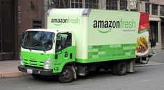 Amazon wants to curb warehouse clutter by installing 3D printers on trucks