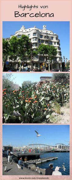 Highlights von Barcelona, Tipps, Spanien