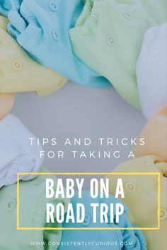 Tips and Tricks For Taking A Baby On A Road Trip. Things that you must pack, great games to play and hacks for making sure your trip goes smooth.   #baby #roadtrip #babyonaroadtrip #babytips Toddler Travel, Travel With Kids, Family Travel, Baby Travel, Family Adventure, Adventure Travel, Traveling With Baby, Traveling By Yourself, Road Trip With Kids