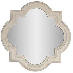 """Framed Wall Mirror 31.7"""" Diameter (Distressed Gray) Sheffield Home http://www.amazon.com/dp/B00O90PK2A/ref=cm_sw_r_pi_dp_o6PTub1ZW0PE5"""