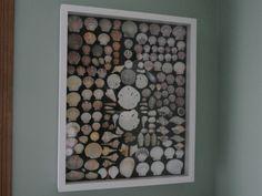 More Shell Art - Ocean's Reach