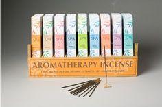 Batons d'encens Spa Aromathérapie - Clarté d'Esprit