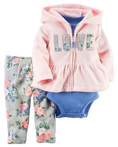 Carter's Baby Clothes at Macy's are available in baby, toddler and kids' sizes. Browse Carter's Baby Clothes at Macy's and find cute baby clothes for your little one today! Baby Outfits, Newborn Girl Outfits, Toddler Girl Outfits, Kids Outfits, Carters Baby Clothes, Carters Baby Girl, Cute Baby Clothes, Body Manga Curta, Baby Girl Cardigans