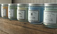 Sweet Grass Farm 50 Hour Soy Candle