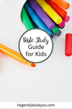 Included in this FREE download are instructions for use, helpful tips for establishing a Bible study routine with your kids, a Bible study template for young children, and a Bible study template for older children. You must subscribe to gain access to this free download, but as a subscriber you also gain access to all my free Bible studies. #biblestudy
