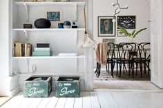 my scandinavian home: Ten Interior Styling Tricks To Learn from A Swedish Home