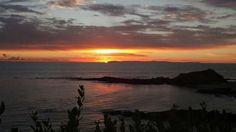 Sunset at The Montage Laguna Beach November 23,2013