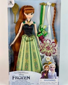 Anna Frozen, Disney Frozen, Anna Hair, Disney Barbie Dolls, Playing With Hair, Trending Topics, Tumblr, Fan Art, Disney Princess