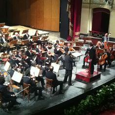 Uto Ughi al Teatro Politeama di Palermo