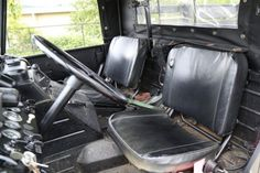 No Reserve: 1963 Mercedes-Benz Unimog 404.1 S   Bring a Trailer