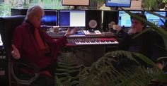 Jean-Michel Jarre On His Collaboration With Edgar Froese & Tangerine Dream | Synthtopia