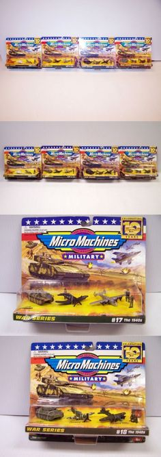 Tanks and Military Vehicles 171138: Micro Machines Military War Series #17,#18 ,#19,# 22 *Free Sandh* -> BUY IT NOW ONLY: $55 on eBay!