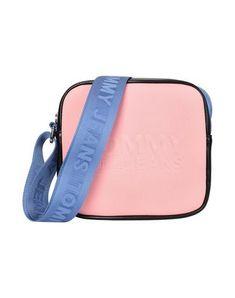 Mini Faux leather Neoprene Logo Two-tone Zipper closure Adjustable shoulder strap Internal zip pocket Fully lined Shoulder Strap, Shoulder Bags, Jeans Style, World Of Fashion, Luxury Branding, Crossbody Bag, Cross Body, Leather, Pink